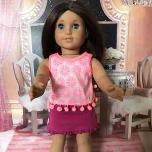 American Girl Doll Chrissy